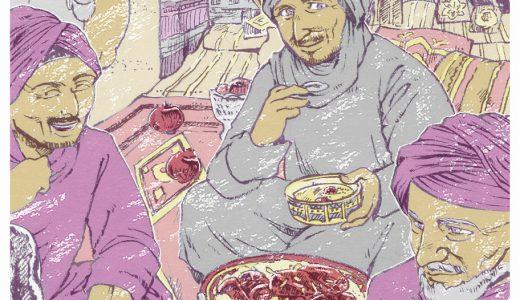 【世界のおじちゃん】イフタールを楽しむムハンマド(モロッコ)