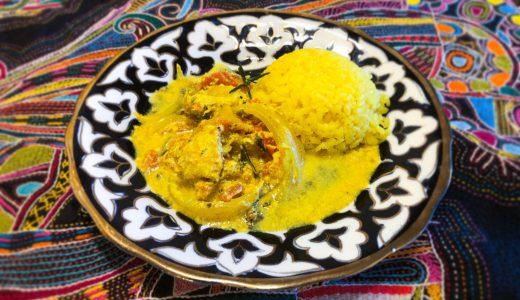 料理教室「世界家庭料理の旅 スリランカのフィッシュカレー」(2020/11/22)をオンラインで開催しました